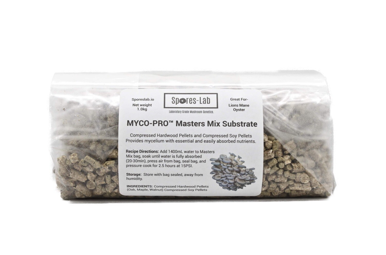 """Master's Mix"" Gourmet Mushroom Substrate"