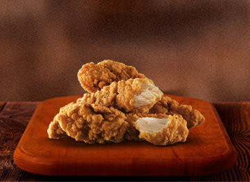 Prime-Cut Chicken Tenders - 25 pieces