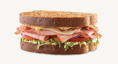 Roast Ham and Swiss Boxed Lunch