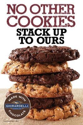 Cookies - Per Dozen (Triple Chocolate or Salted Caramel & Chocolate)