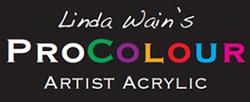 Linda Wain's ProColour Artistic Acrylic