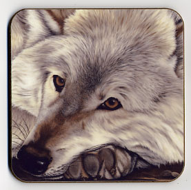 Wolf. Coaster