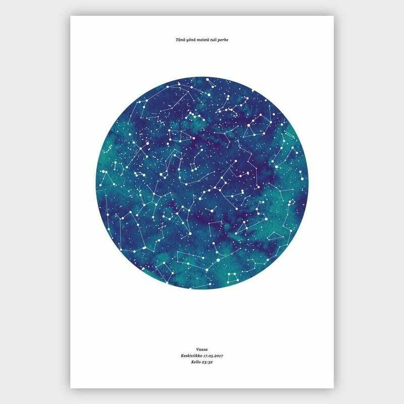 Tähtitaivas-juliste