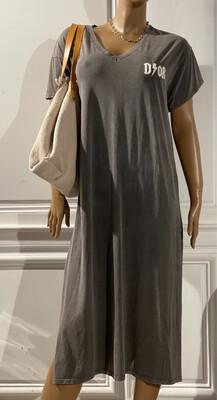 Robe coton karly