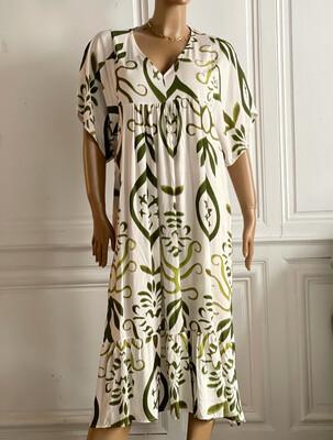 Robe longue Mélodie
