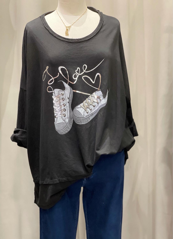 Sweat basket fashion