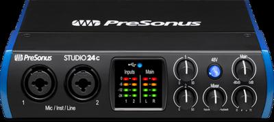 Presonus Studio 24c