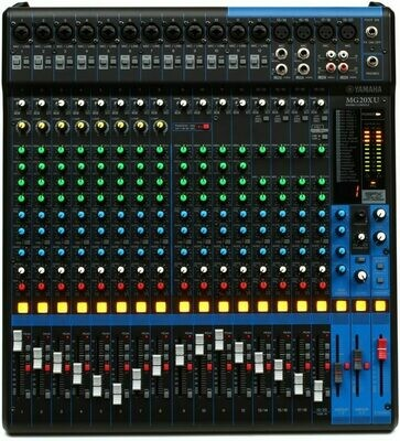 Yamaha MG20XU 20-Channel Mixing Console