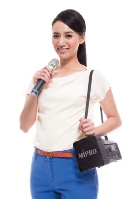 MIPRO MA-100SB 單頻道超迷你無線喊話器