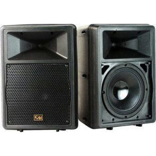 #清貨 #無保養 #陳列品 CAH BS-80 兩分頻全天候揚聲器 (只有一隻)