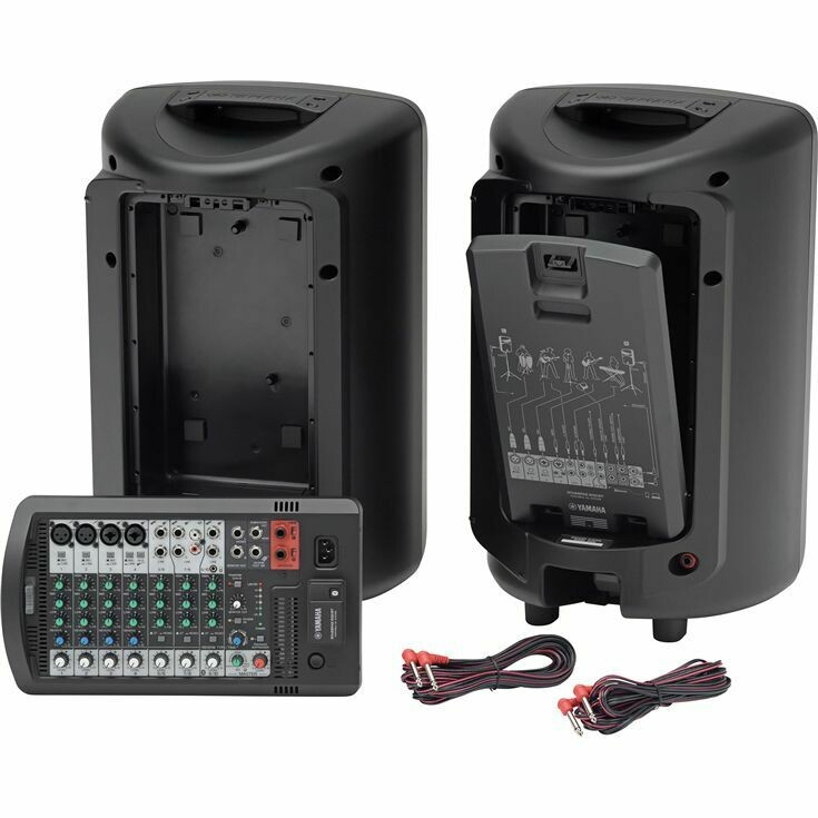 Yamaha STAGEPAS 600BT PA System