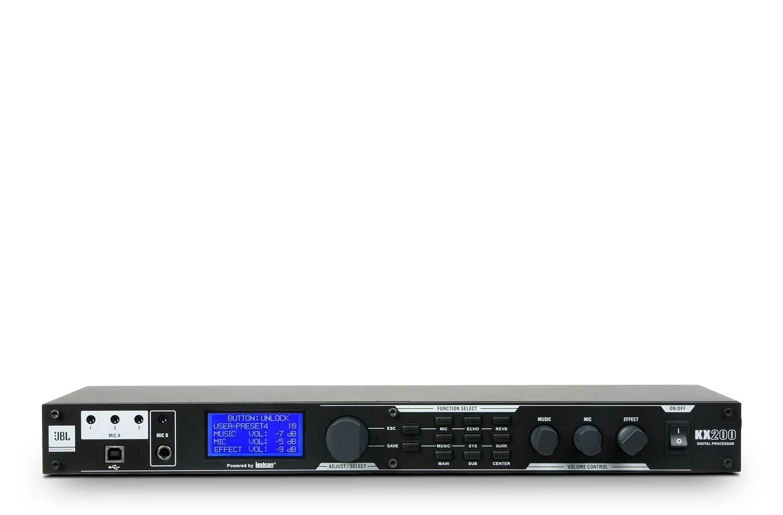 JBL KX200 Full-Featured Digital Processor