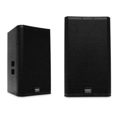 #清貨 QSC E15 passive speaker (PAIR)  #全新 #有保養