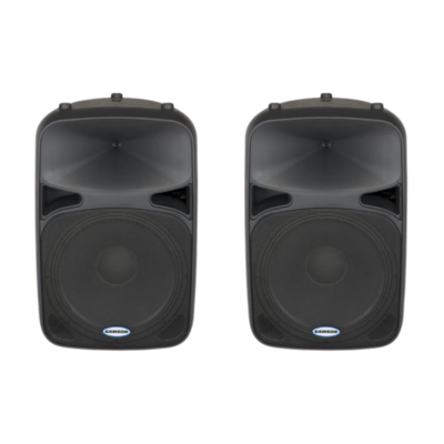 #清貨 #全新 Samson Auro D15 - 2-Way Passive Loudspeaker (PAIR) #有保養