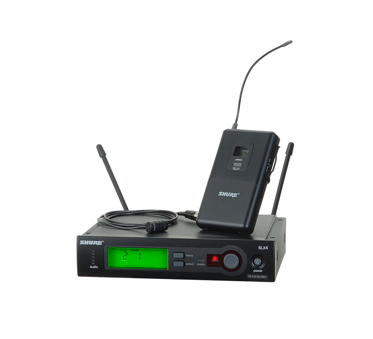 #清貨 #全新 Shure SLX14/85 Wireless System with WL185 Lavalier Microphone #有保養