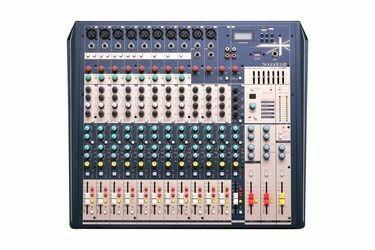 Soundcraft NANO M16 / M24 多通道模擬調音台