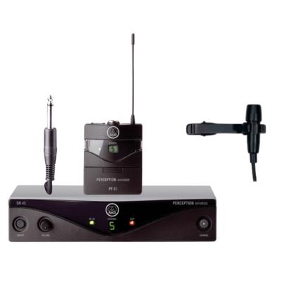 【2月優惠】AKG Perception Wireless 45 Instrumental Set + CK99L clip mic