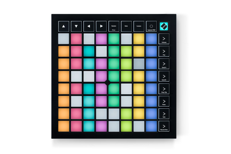 Novation Launchpad X (MIDI grid controller)