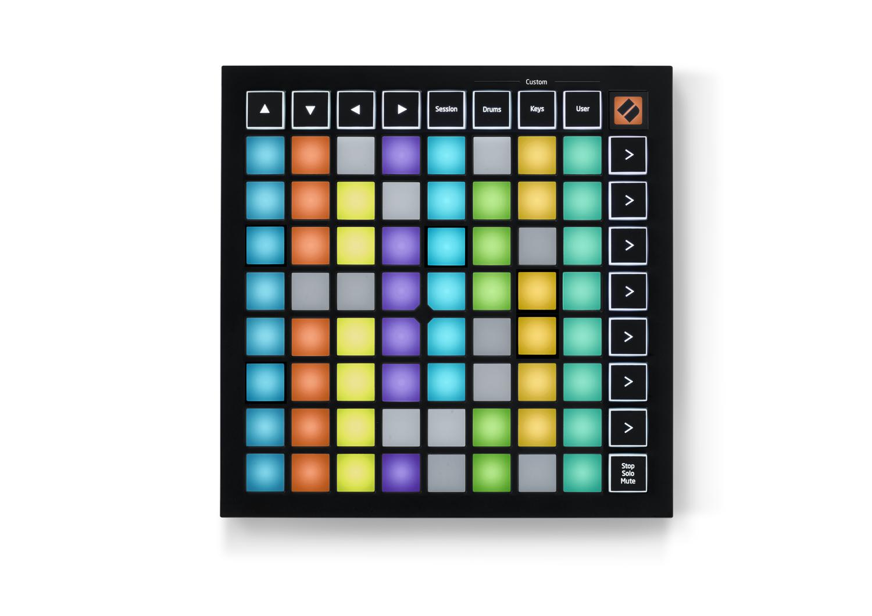 Novation Launchpad Mini MK3 (64 RGB pad MIDI grid controller)