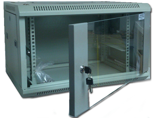 Cambridge 9U 600 x 580 掛牆 Wall Mount server rack