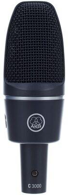 【8月優惠】AKG C3000 condenser microphone