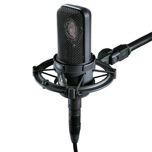 Audio Technica AT4040 condenser microphone