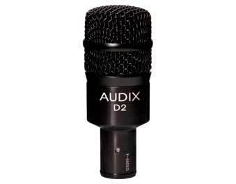 Audix D2 - Dynamic Instrument Mic