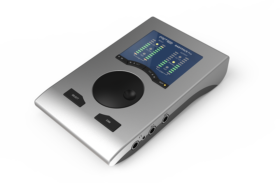 RME Baby Face Pro USB Audio Interface