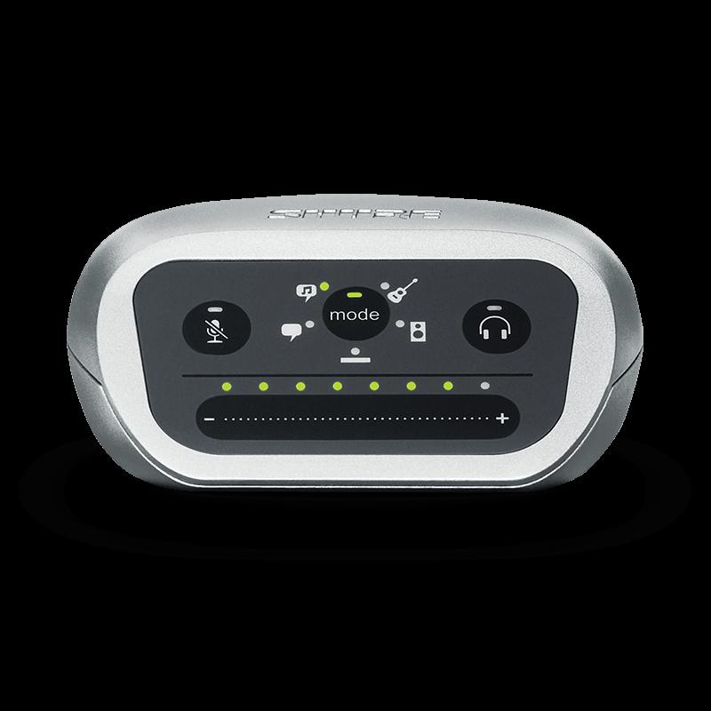 Shure (The Adapter) MVi Digital Audio Interface