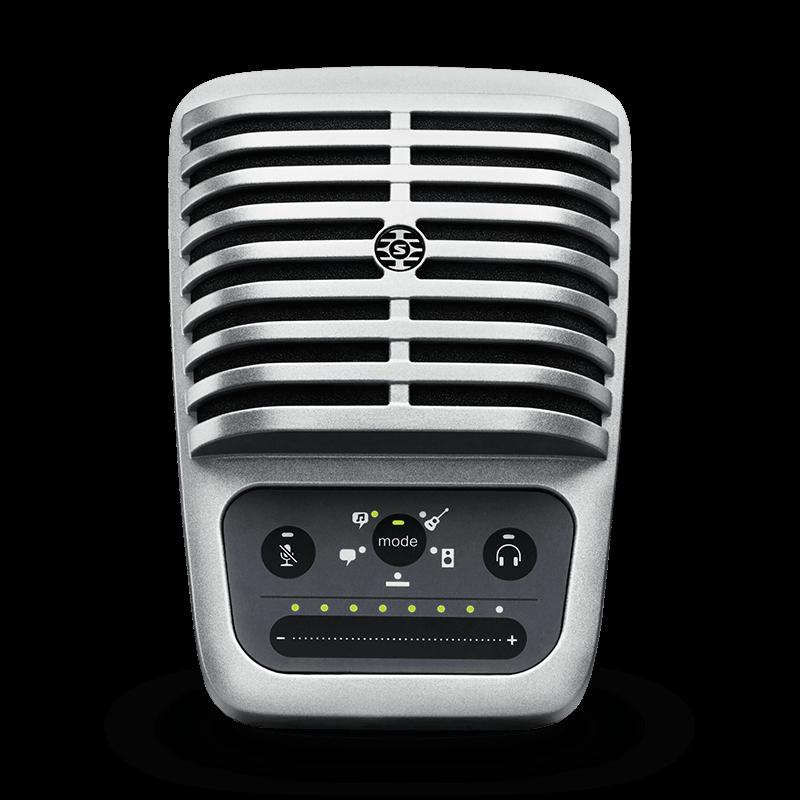 Shure (The Performer) MV51 Digital Large-Diaphragm Condenser Microphone