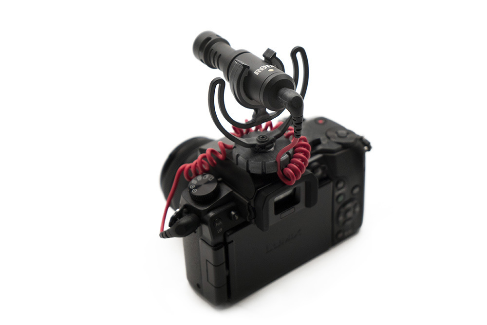 Rode VideoMicro (Compact On-Camera Microphone)
