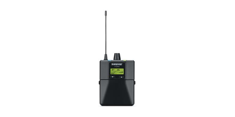 Shure P3RA Professional Wireless Bodypack Receiver