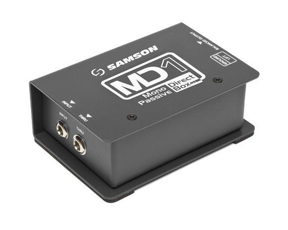 Samson MD1 - Mono Passive Direct Box