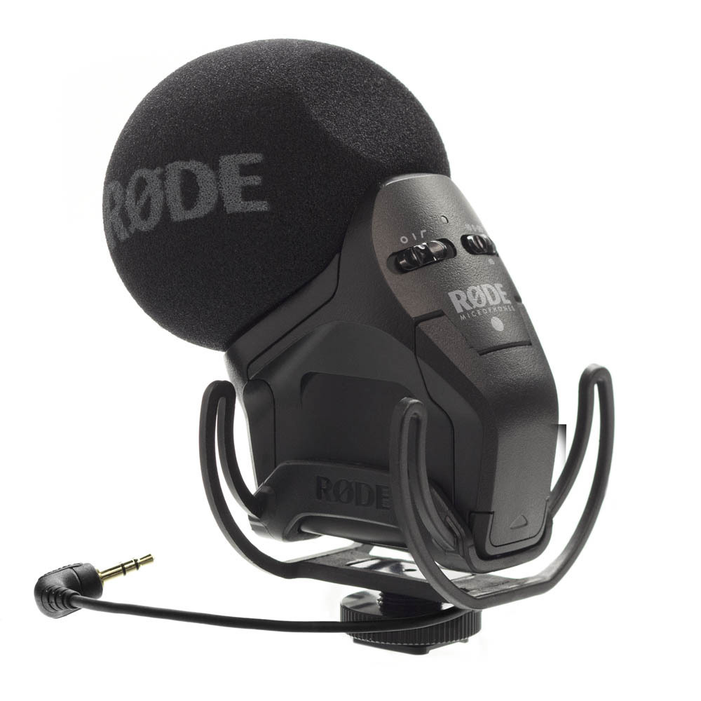 Rode Stereo VideoMic Pro Rycote (Stereo On-camera Microphone)