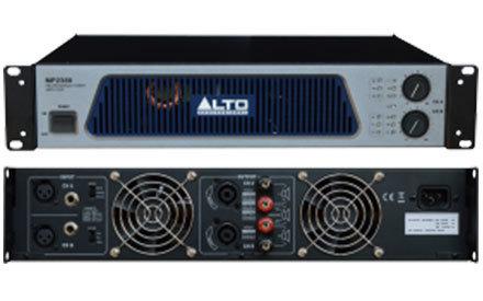 ALTO MP2380 功率放大器