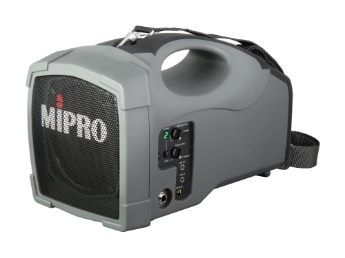 Mipro MA-101B Personal Wireless PA System with ACT