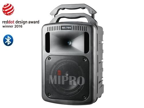 Mipro MA-708 Portable Wireless PA System
