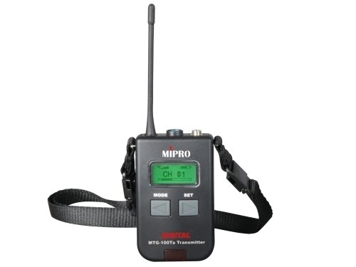 Mipro MTG-100Ta Digital Portable Transmitter