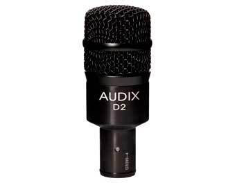 Audix D2 - Dynamic Instrument Mic