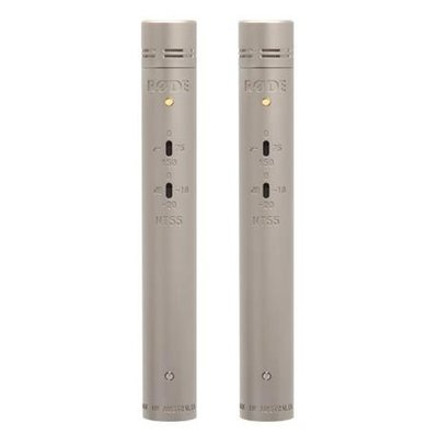 Rode NT55 MATCHED PAIR microphone