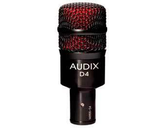 Audix D4 - Dynamic Instrument Mic
