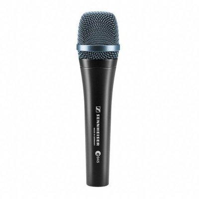 Sennheiser E945 (Supercardioid dynamic vocal microphone)