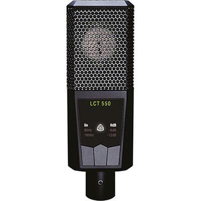 Lewitt LCT 550 condenser microphone