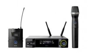 AKG WMS 4500 wireless microphone 無線咪