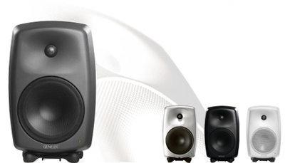 Genelec 8050A Bi-Amplified Monitoring System