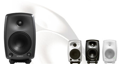 Genelec 8030A Bi-Amplified Monitoring System