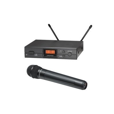 Audio Technica ATW-2120B HANDHELD TRANSMITTER SYSTEM