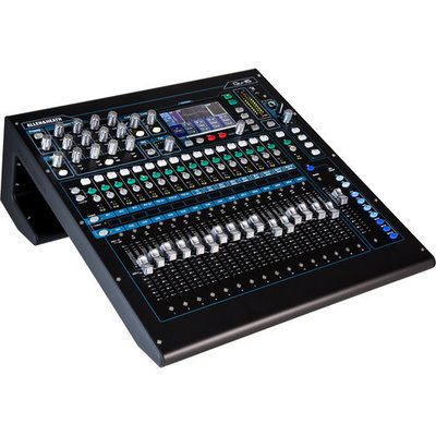 Allen & Heath Qu-16 - Rackmountable Digital Mixer
