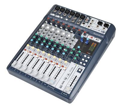 Soundcraft Signature 10 mixer