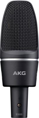【9月優惠】AKG C3000 condenser microphone